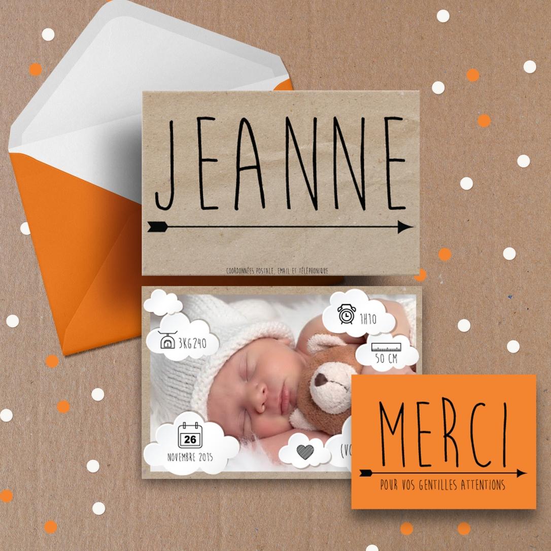 Mock up Jeanne