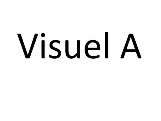 Visuel A